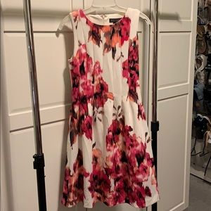 Jessica Howard fit and flare dress